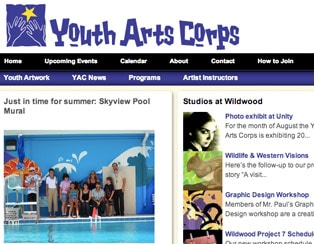youth arts corps