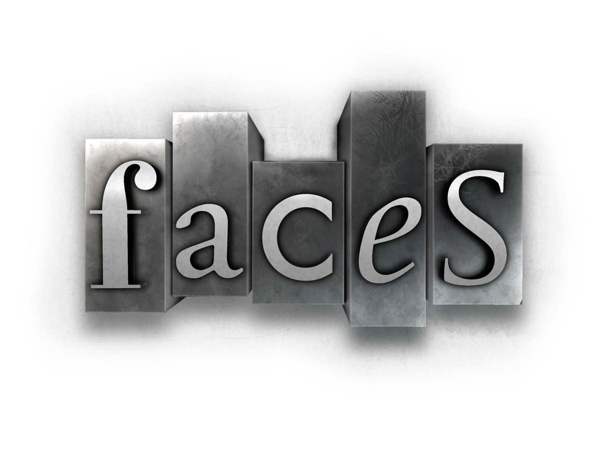 faces logo